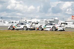 GT-Masters Rennbericht GT-Masters: Porsche-Doppelerfolg am Nürburgring