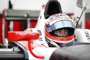 GP2 Breaking news Binder replaces Canamasas at Carlin for Hockenheim