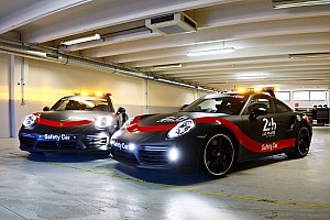 Le Mans Toplijst Dit is de nieuwe safety car voor WEC en Le Mans