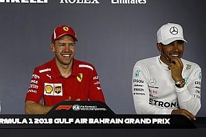 Formula 1 Breaking news Vettel defends Hamilton's