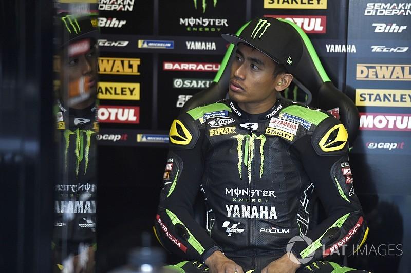 Ramadhan saat balapan MotoGP, Syahrin tidak berpuasa
