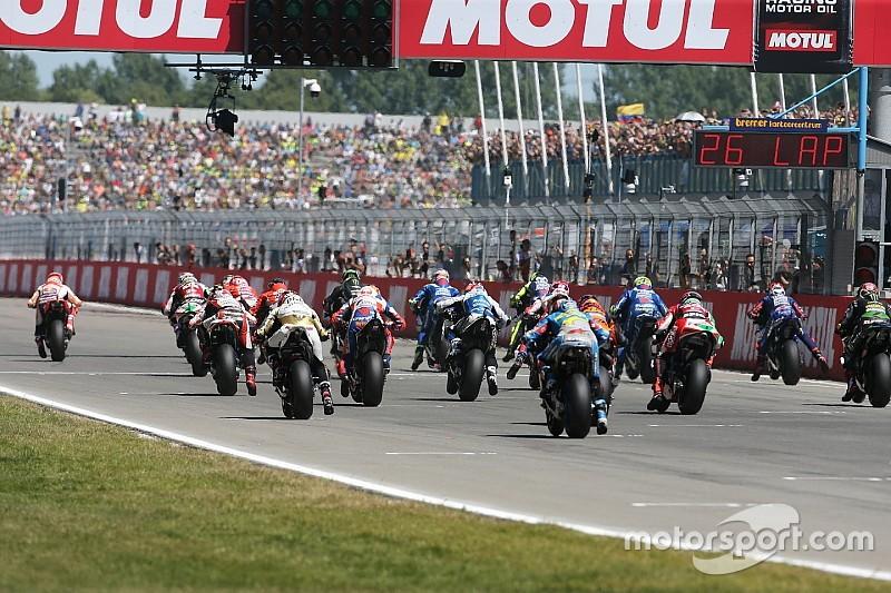 Le règlement revoit les modalités de remplacement en MotoGP