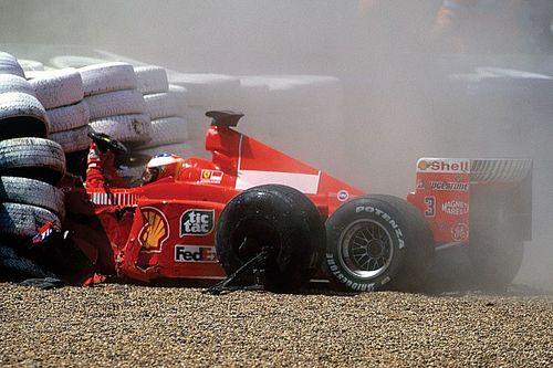 El GP británico de 1999 donde Schumacher perdería el 8º título
