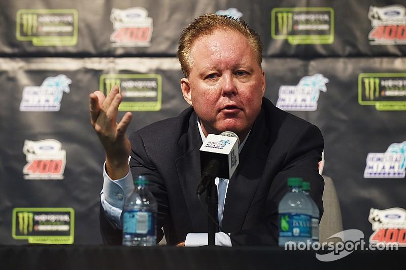 Голова NASCAR Браян Франс заарештований за водіння у нетверезому стані
