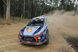 WRC Son dakika Mikkelsen: Hyundai WRC aracı bana Volkswagen'i hatırlatıyor