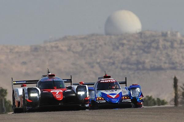 WEC Noticias de última hora El WEC podrá penalizar a los LMP1 privados si superan a Toyota