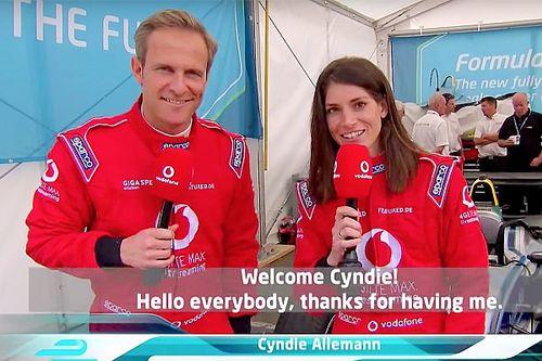 """Colonna Cyndie Allemann: """"La Formula E si sposa con la mentalità svizzera"""""""