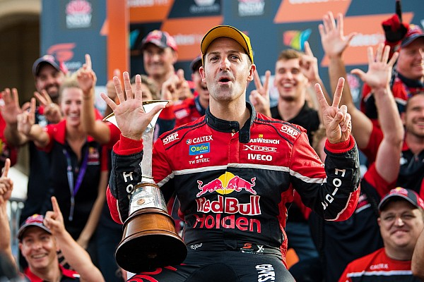 Supercars Résumé de course Whincup titré à l'issue d'un incroyable final !