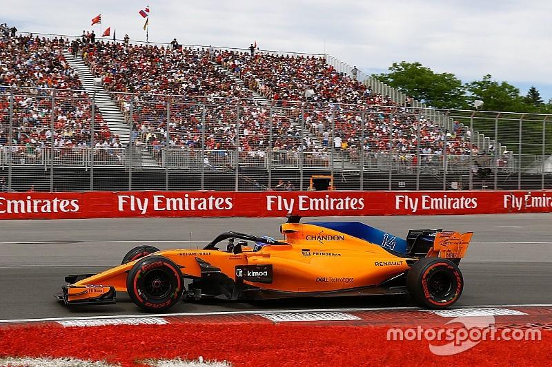 Las elecciones de McLaren dieron