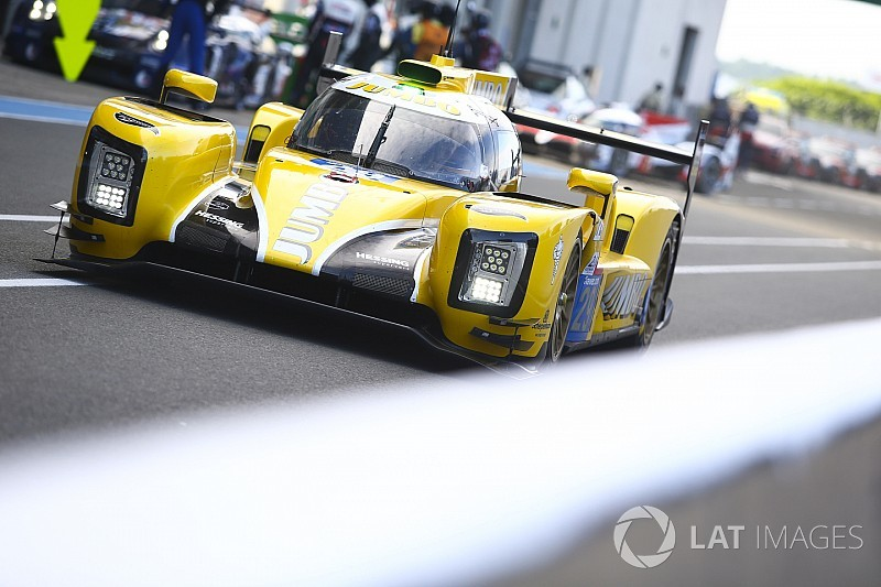 Trage start Racing Team Nederland in Le Mans:
