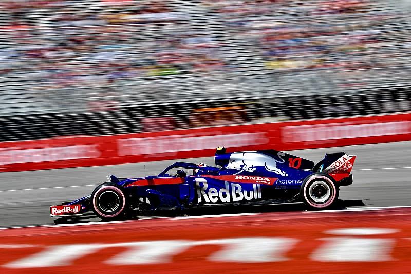 В Toro Rosso визнали: оновлений мотор Honda «кращий і швидший»