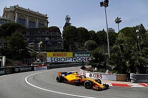 Fórmula 1 Noticias Alonso no sabía cómo se comportaría el McLaren en la calificación en Mónaco