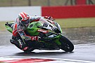 World Superbike Donington WSBK: Rea tops rain-hit practice, Davies crashes