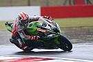 Las Kawasaki mandan y las Ducati sufren en el arranque del WorldSBK en Donington