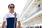 F1 Massa terminó pláticas con Williams tras prueba de Kubica