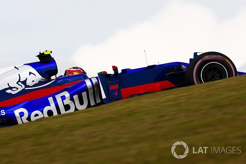 Kvyat acredita que futuro com Red Bull ainda é possível