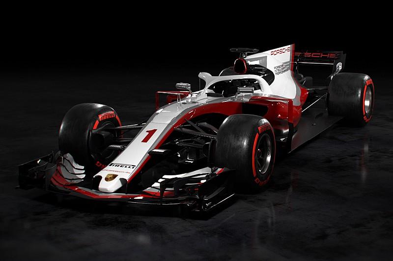 Mercedes запросила Porsche до Формули 1