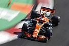 Vandoorne: GP do México expôs lentidão da McLaren em reta