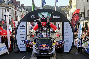 WRC Special feature Top Stories of 2017, #17: Ogier leads M-Sport to WRC glory