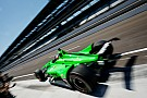 Patrick completes Indy 500 Refresher program, laps at 218mph