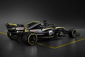 F1 Noticias de última hora El equipo Renault y la liga española firman un acuerdo de patrocinio