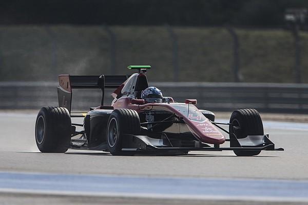 Hughes y Mazepin lideran un doblete para ART en los test de GP3