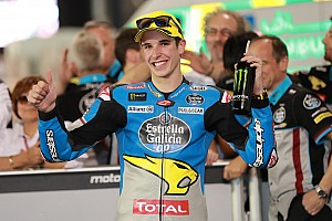 """Moto2 Declaraciones Márquez: """"¡Alex despierta, que esto es Moto2 y ya ha empezado el Mundial!"""""""