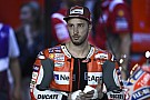 Dovizioso in talks with Honda and Suzuki