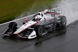 IndyCar Birmingham 2018: Regenchaos sorgt für Verschiebung