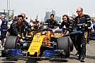 Formule 1 McLaren probeert gebrek aan topsnelheid op te lossen in Baku