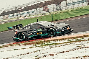 DTM Breaking news Mercedes drivers expect boost from DTM aero changes