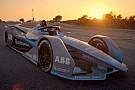 Formule E Nieuwe Formule E-wagen officieel gepresenteerd