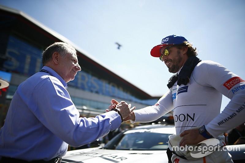 De Ferran: Alonso, McLaren için
