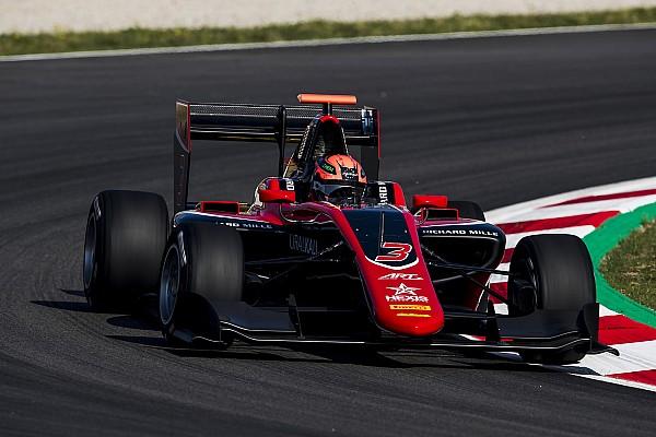 GP3 Crónica de Carrera Triunfo de Mazepin en la GP3 Series