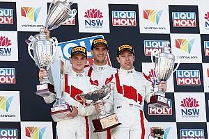 Endurance Race report Bathurst 12 Hour: WRT Audi wins as huge crash mars finish
