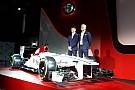Formel 1 2018: Sauber/Alfa Romeo stellt Fahrerduo vor