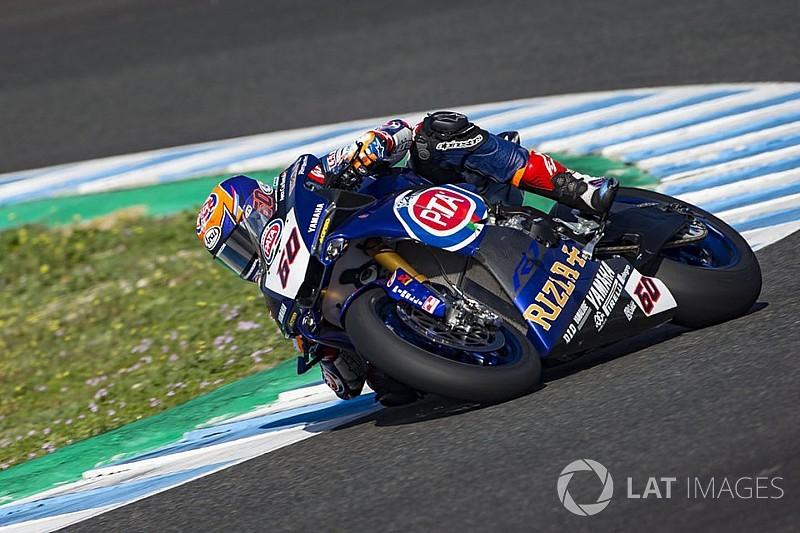 WSBK Jerez dag 1: Rea snelst op eerste testdag, Van der Mark zesde