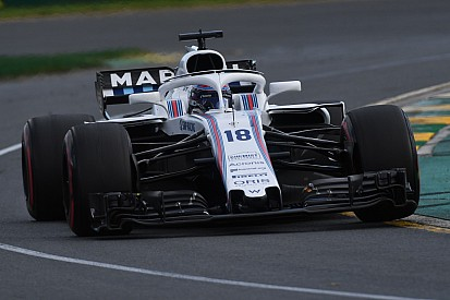 Stroll over slechte start Williams: