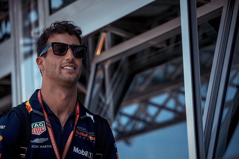 Ricciardo relégué en fond de grille à Hockenheim