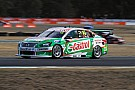 Supercars Ipswich Supercars: Jacobson tops co-driver practice