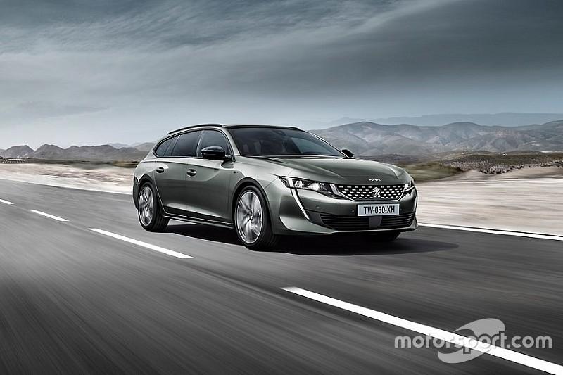 Peugeot зробить повнопривідний гібрид 508 R