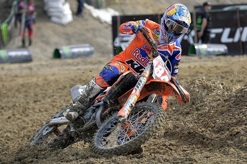 Jeffrey Herlings rientra in Indonesia e si prende subito la pole position