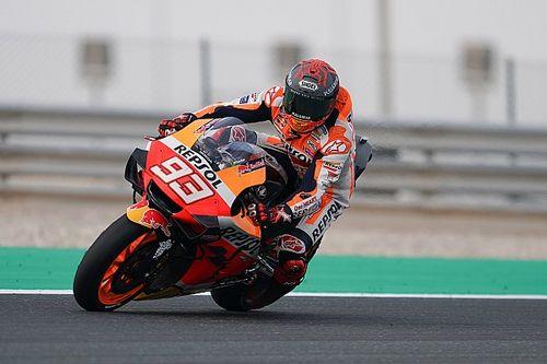 """Márquez: """"Bello tornare in sella, niente è come la MotoGP"""""""