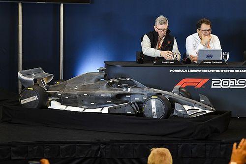 F1: Primeiras fotos do carro de 2022 vazam na internet; veja detalhes