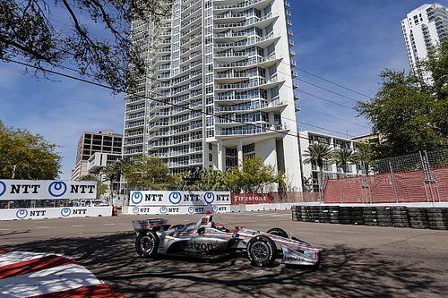 IndyCar stelt St. Petersburg uit, Barber nieuwe opening seizoen