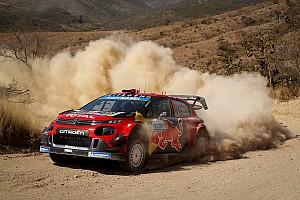 WRC Meksiko: Ogier cetak kemenangan kedua 2019