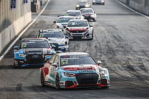 Wuhan WTCR: Shedden holds off Vervisch to win Race 3