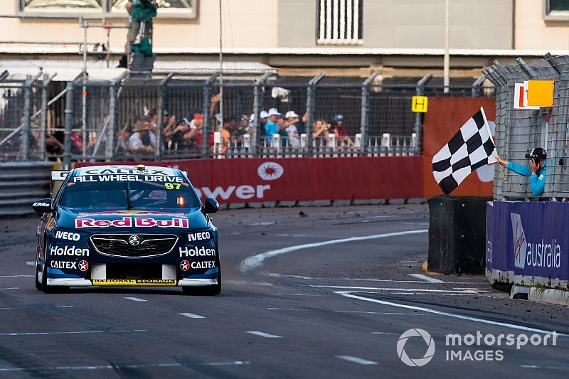 Penalty robbed Supercars of 'most epic finish' – van Gisbergen