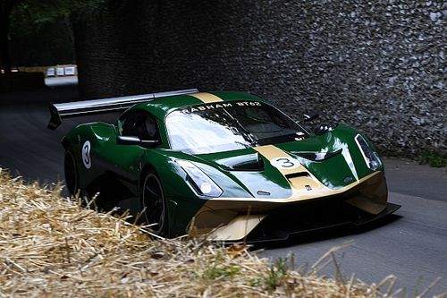 """Brabham must """"earn the right"""" to hypercar programme"""