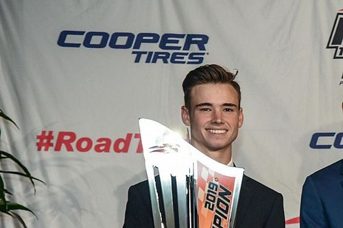 USF2000 champ Eves joins Exclusive for Indy Pro campaign